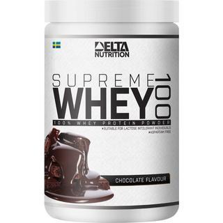 Delta Nutrition Supreme Whey 100 Chocolate 900g