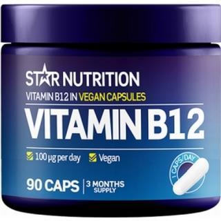 Star Nutrition Vitamin B12 90 st