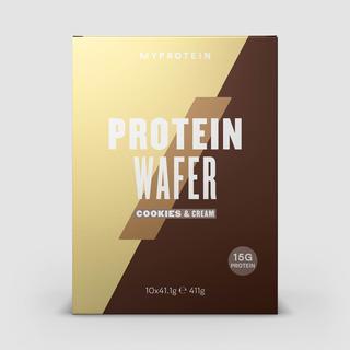 Myprotein Protein Wafers Cookies & Cream 10x40g 10 st