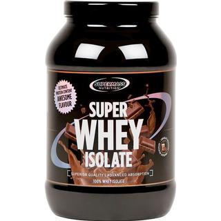 Supermass Nutrition Super Whey Isolate Chocolate Milkshake 1.3kg