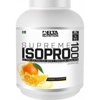 Delta Nutrition Supreme ISO PRO 100 Orange 2.2kg