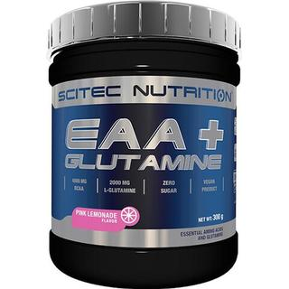 Scitec Nutrition EAA + Glutamine Pink Lemonade 300g