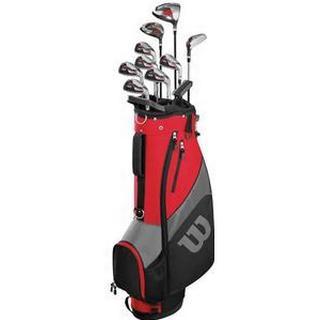 Wilson Prostaff SGI Half Golf Set