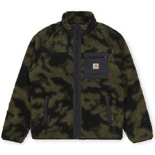 Carhartt Prentis Liner Jacket - Green Blur Camo