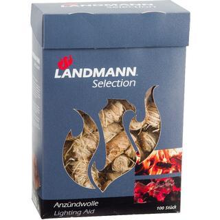 Landmann Lighting Wool 100pcs