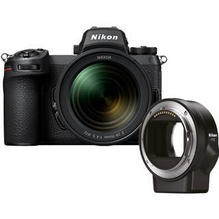 Nikon Z7 II + Z 24-70mm + FTZ Adapter