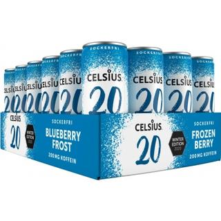 Celsius Blueberry Frost 355ml 24 st