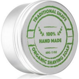 Golden Beards Handmade Organic Shaving Soap 60g