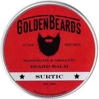 Golden Beards Organic Beard Balm Surtic 60ml