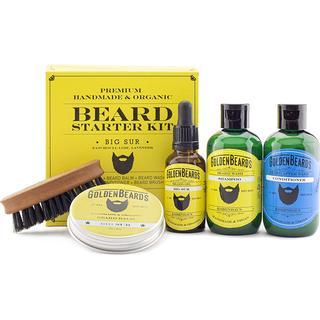 Golden Beards Starter Beard Kit Big Sur