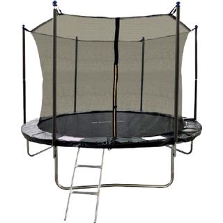 MCU-Sport Classic Plus V2 Trampoline 244cm + Safety Net + Ladder