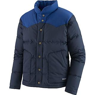 Patagonia Bivy Down Jacket - New Navy
