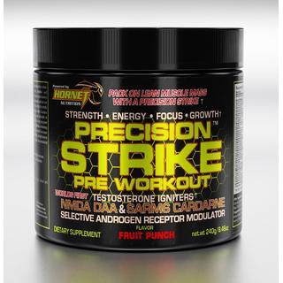 Hornet Nutrition Precision Strike Fruit Punch 240g
