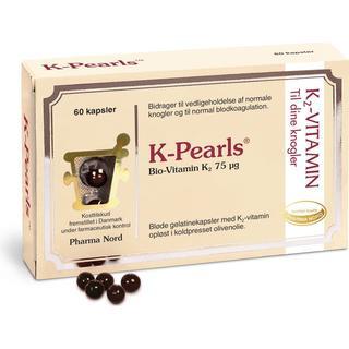 Pharma Nord K-Pearls 75µg 60 st