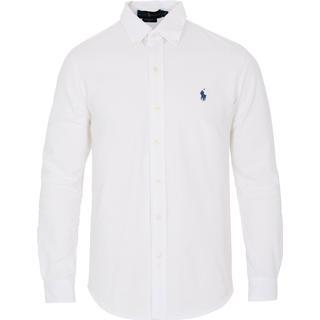 Polo Ralph Lauren Featherweight Mesh Shirt - White