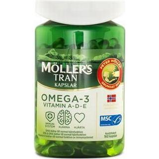 Möllers Tran Omega-3 160 st