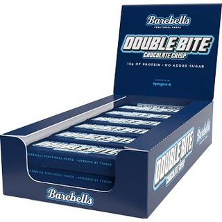 Barebells Double Bite Chocolate Crisp 55g 12 st