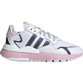 Adidas Nite Jogger W - Cloud White/True Pink/Core Black