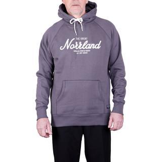 Sqrtn Company Great Norrland Hoodie Unisex - Dark Gray