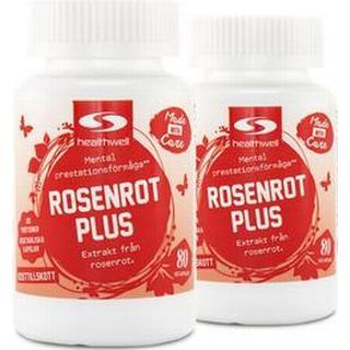 HealthWell Rosenrot Plus 160 st