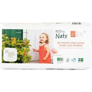 Naty Eco Nappies Size 4+
