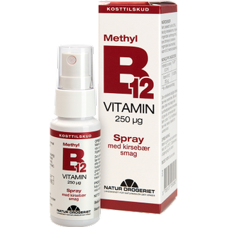 Natur Drogeriet Methyl B12 Vitamin 25ml