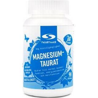 HealthWell Magnesium-Taurat 90 st