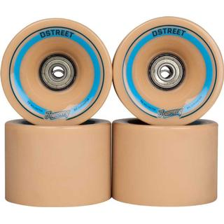 D Street Journey Freedom 70mm 80A 4-pack