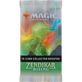 Wizards of the Coast Magic the Gathering: Zendikar Rising Collector Booster