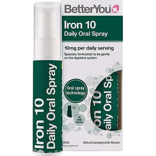 Better You Iron 10 Oral Spray 25ml 1 st