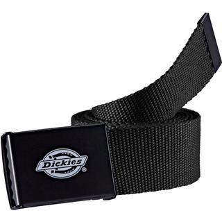 Dickies Orcutt Rollerbuckle Belt - Black