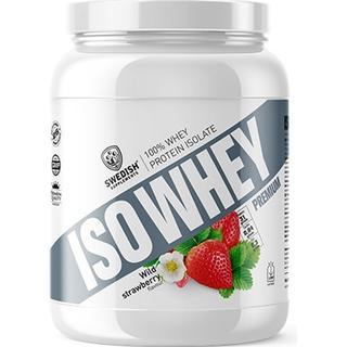 Swedish Supplements Iso Whey Premium Wild Strawberry 920g