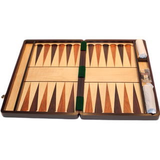 Mozart Backgammon Exclusively in Wood