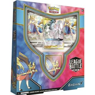 Pokémon League Battle Deck Zacian V