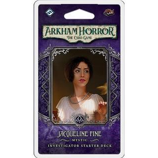 Fantasy Flight Games Arkham Horror: Jacqueline Fine Investigator Starter Deck