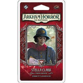 Fantasy Flight Games Arkham Horror: Stella Clark Investigator Starter Deck