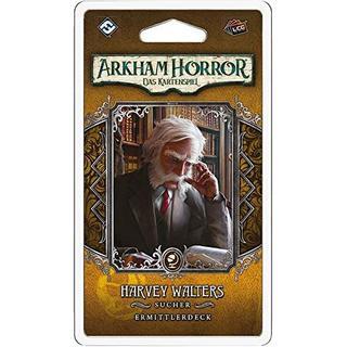 Fantasy Flight Games Arkham Horror: Harvey Walters Investigator Starter Deck