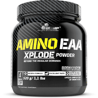 Olimp Sports Nutrition Amino EAA Xplode Fruit Punch 520g