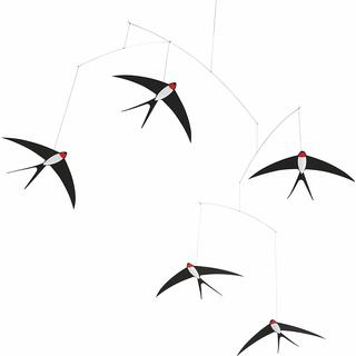 Flensted Flying Swallows 5 Mobile