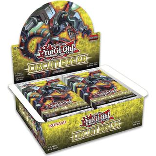 Konami Yu-Gi-Oh! Circuit Break Booster Pack