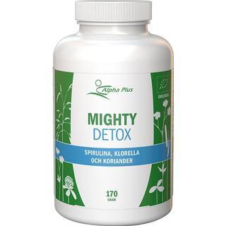 Alpha Plus Mighty Detox 170g