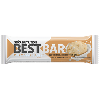 Star Nutrition Best Bar Milky Cookie Dough 60g 1 st