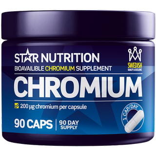 Star Nutrition Chromium 90 st