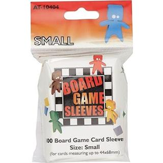 100 Board Game Sleeves Small 44x68mm