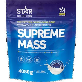 Star Nutrition Supreme Mass Banana 4.05kg 1 st