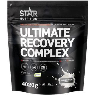 Star Nutrition Ultimate Recovery Complex Chocolate 4kg