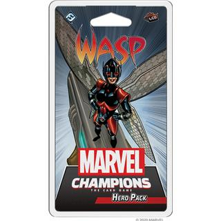 Marvel Champions: The Card Game Wasp Hero Pack