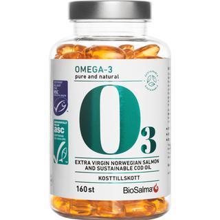 BioSalma Omega-3 160 st
