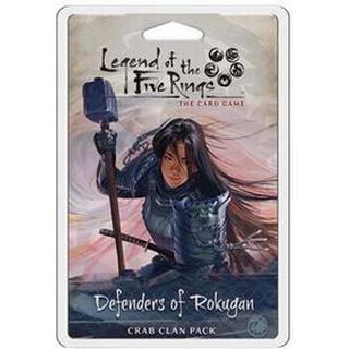 Legend of the Five Rings Defenders of Rokugan