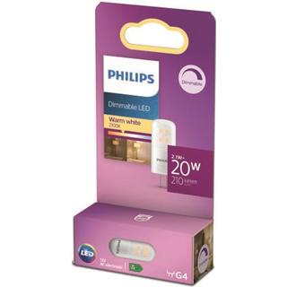 Philips Capsule LED Lamps 2.1W G4